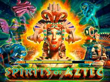Видео-слот Духи Ацтеков